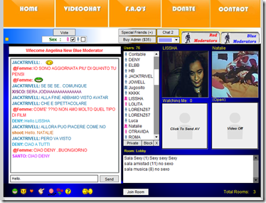 Incontri Chat Online
